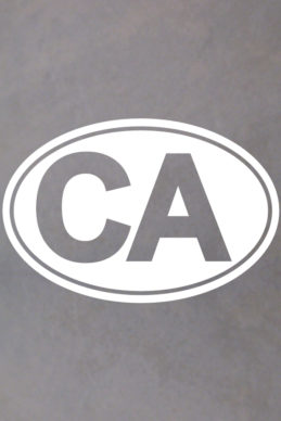 CA-Oval