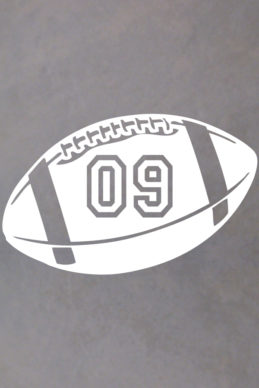 Custom-Football-with-Jersey-Number