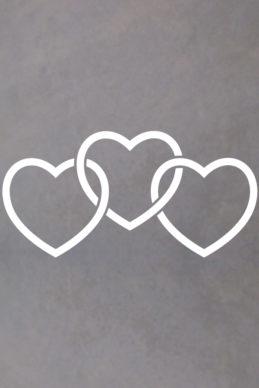 Interlocking-Heart-Trio